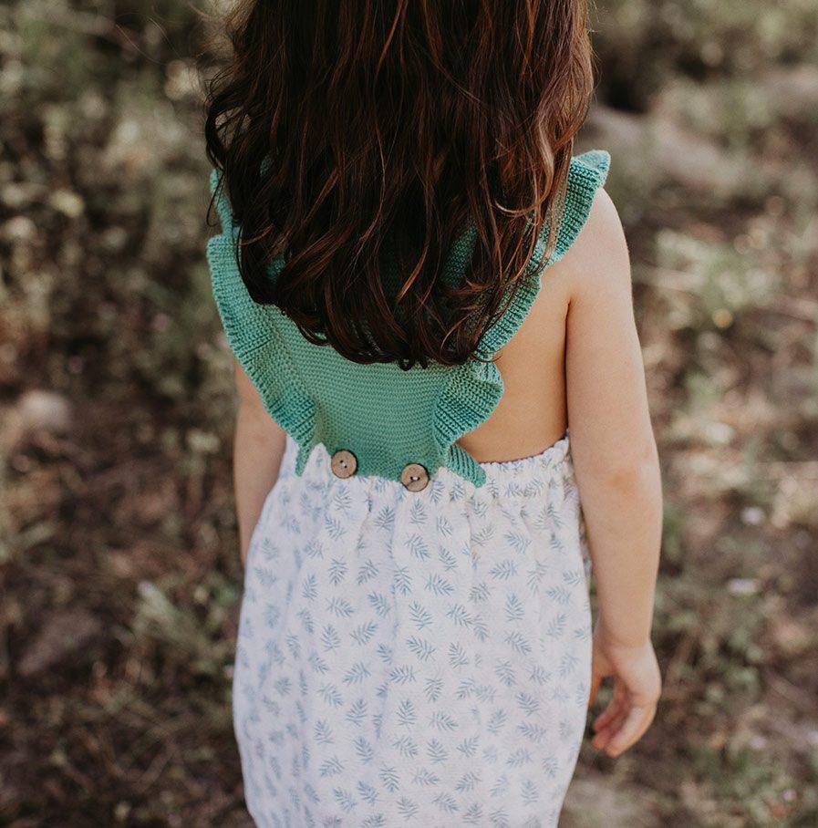 Vestido nilña