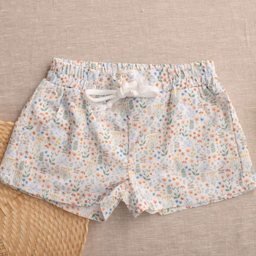 shorts niño